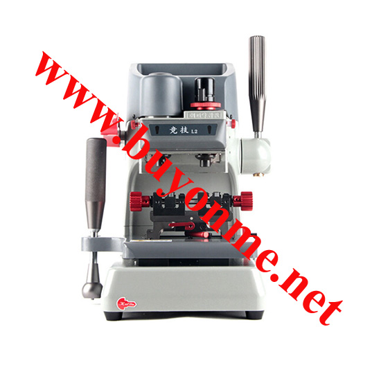 JINGJI L2 Vertical Key Cutting Machine Auto Key Cutting Machine